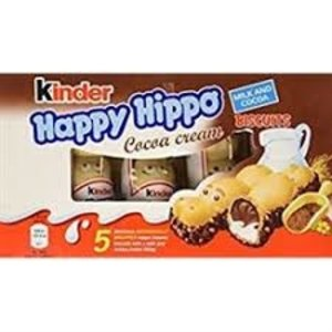 Kinder Kinder Happy Hippos 5 Pack Chocolate