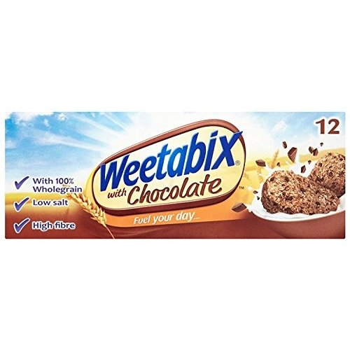 Weetabix Chocolate 12 pack