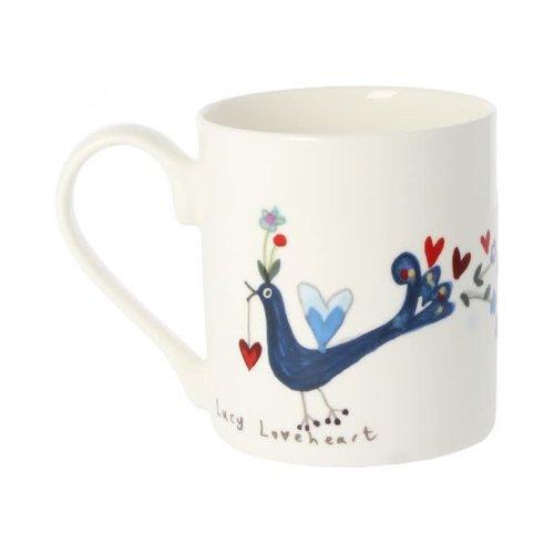 Mum Heart Mug