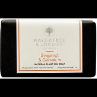 Wavertree & London Bergamot & Geranium Soap