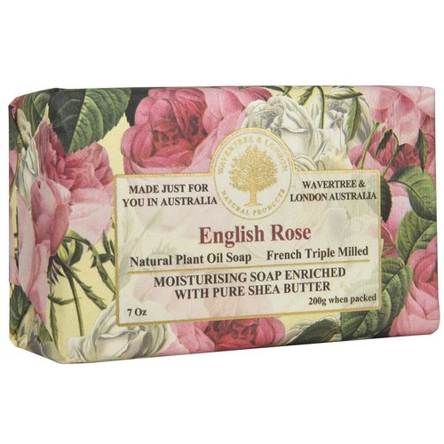 Wavertree & London Wavertree & London English Rose Soap