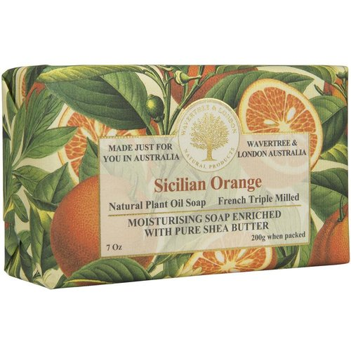 Wavertree & London Wavertree & London Sicilian Orange Soap