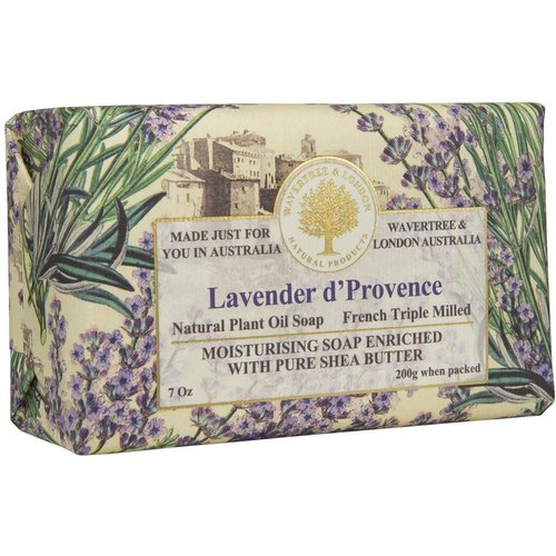 Wavertree & London Wavertree & London Lavender d'Provence Soap