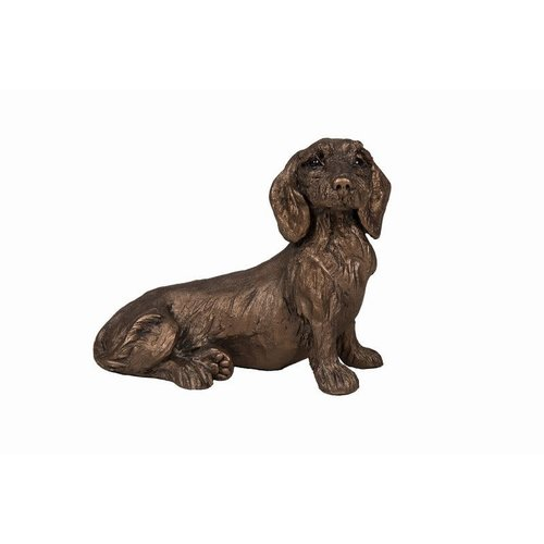 Frith Sculpture Frith Binkie Dachshund