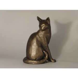Frith Sculpture Frith Abigail Cat