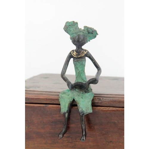 Frith Sculpture Frith Arielle Small Seated Sculpture BBA02