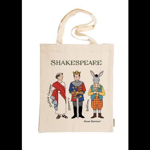 Alison Gardiner Shakespeare Tote Bag