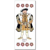 Henry VIII Bookmark