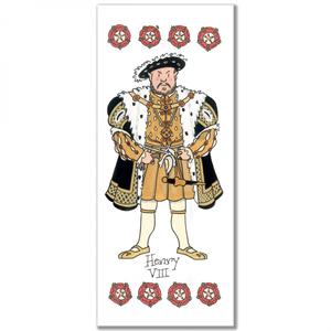 Alison Gardiner Henry VIII Bookmark
