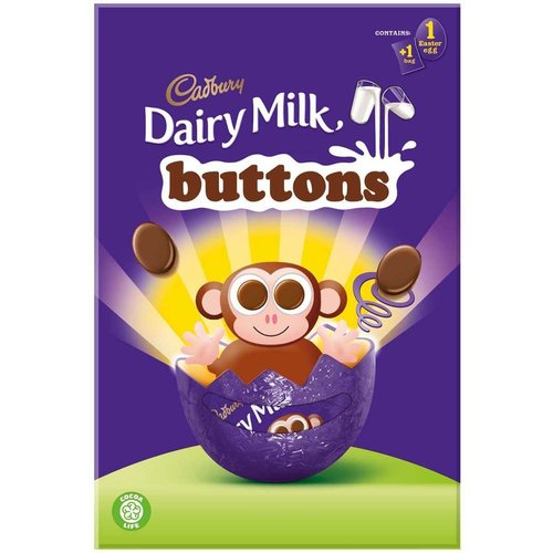 Cadbury Cadbury Buttons Small Egg