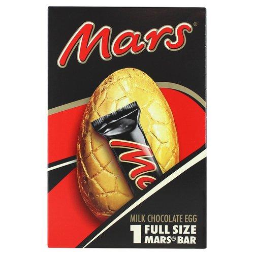Mars Mars Medium Egg
