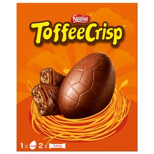 Nestle Toffee Crisp Large Egg
