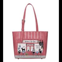 Cat Cafe Shopper Bag