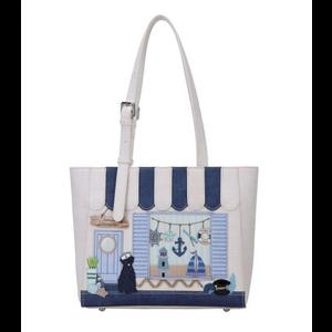 Vendula Seaside Souvenirs Shopper Bag