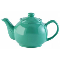Jade Green 6 Cup Teapot
