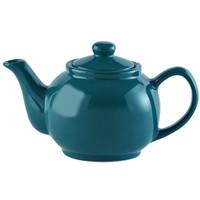 Teal 6 Cup Teapot