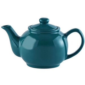 Price & Kensington Teal 6 Cup Teapot