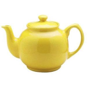 Price & Kensington Bright Yellow 6 cup Teapot