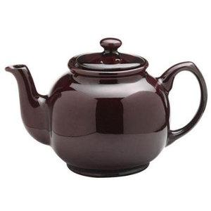 Price & Kensington Rockingham Brown 6 cup Teapot