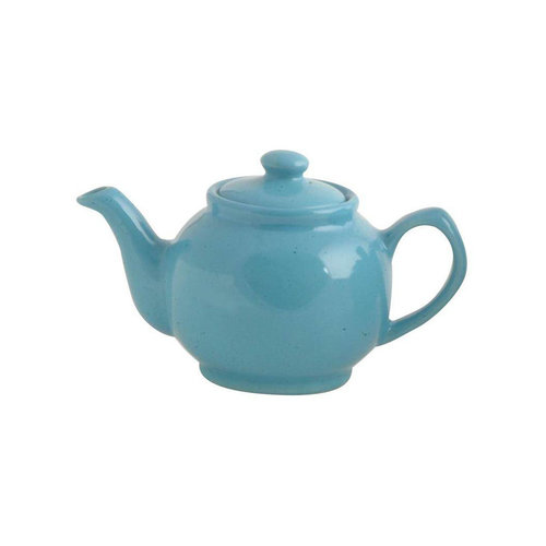 Price & Kensington Bright Blue 2 cup Teapot