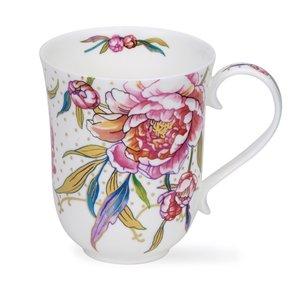 Dunoon Braemar Milano Pink Mug