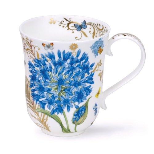 Dunoon Braemar Vintage Blue Mug