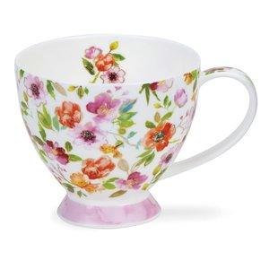 Dunoon Skye Fleurs Mug