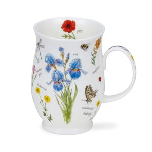 Dunoon Suffolk Nature Notebook Iris Mug