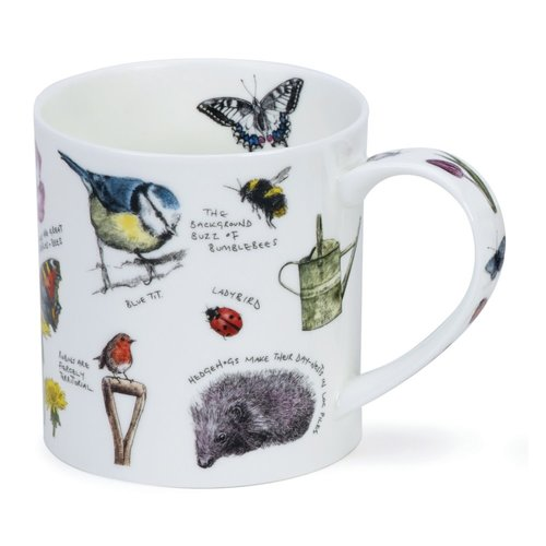 Dunoon Dunoon Orkney Country Notebook Garden Mug
