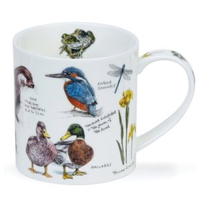 Dunoon Orkney Country Notebook River Mug