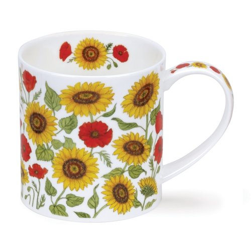 Dunoon Dunoon Orkney Provence Sunflower Mug