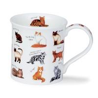 Bute Animal Breeds Cat Mug