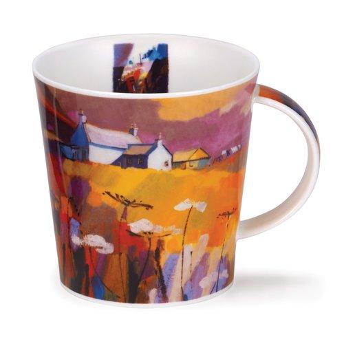 Dunoon Cairngorm Red Skies Croft Mug