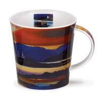Cairngorm Red Skies Lighthouse Mug