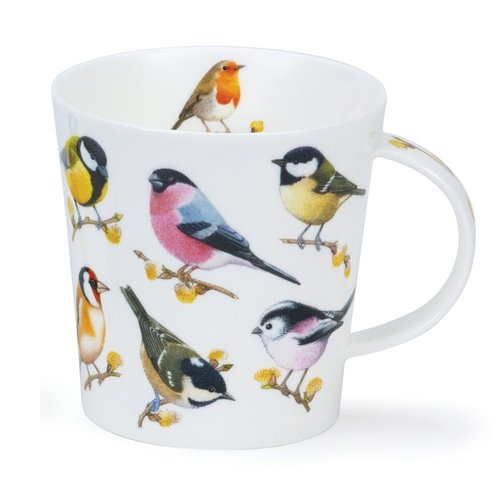 Dunoon Dunoon Cairngorm Song Bird Willow Mug