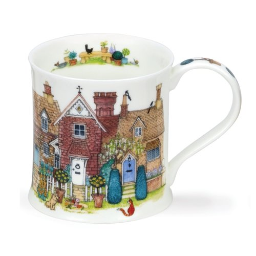 Dunoon Wessex Cottage Row Brick Mug