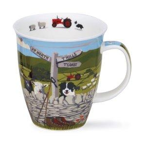 Dunoon Nevis Up North Mug