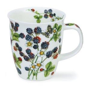 Dunoon Nevis Wild Fruits Blackberry Mug