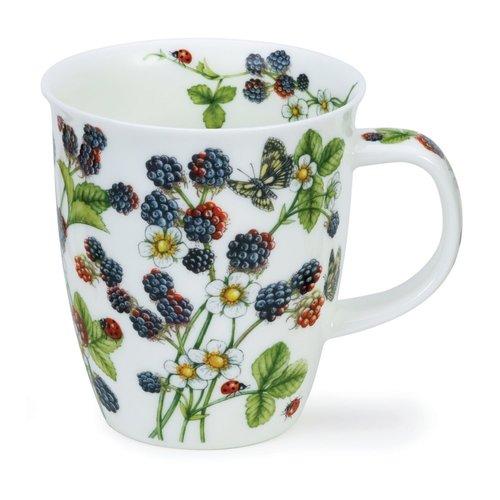 Dunoon Dunoon Nevis Wild Fruits Blackberry Mug
