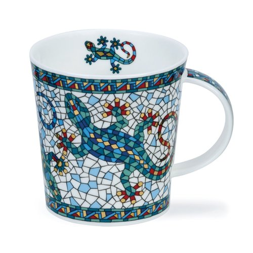 Dunoon Lomond Terrazzo Lizard Mug