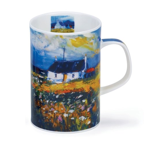 Dunoon Dunoon Windsor Scenes by Jolomo Croft Mug