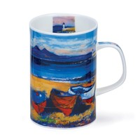 Windsor Scenes by Jolomo Boats Mug