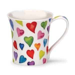 Dunoon Jura Warm Hearts Mug