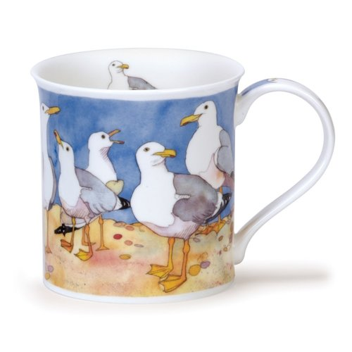 Dunoon Bute Seabirds Seagull Mug
