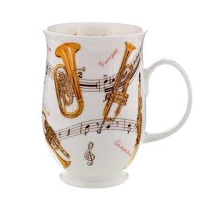Dunoon Suffolk Instrumental Horn Mug