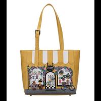 Flower Shop Shopper Bag