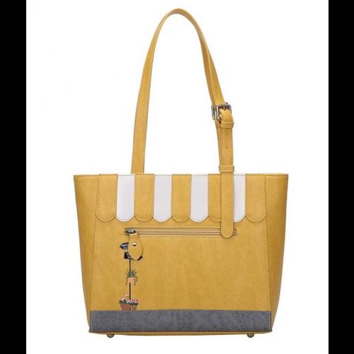 Vendula Vendula Flower Shop Shopper Bag