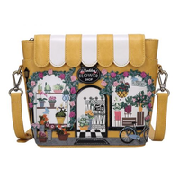 Flower Shop Crossbody Bag