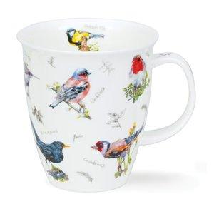 Dunoon Nevis Birdwatch Chaffinch Mug
