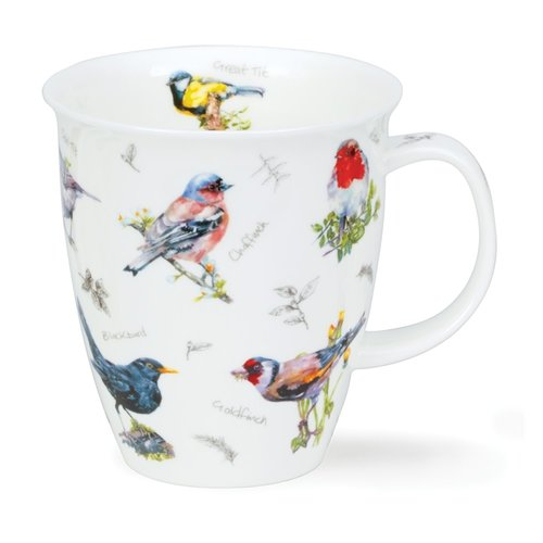 Dunoon Dunoon Nevis Birdwatch Chaffinch Mug